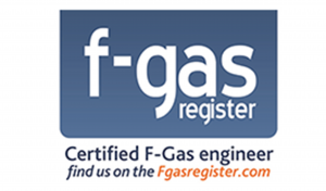 HMM Mechanical & Building Services are Certified F-Gas engineers